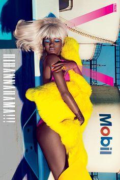 hellyeahrihannafenty: Rihanna for V Magazine #1