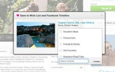 """Airbnb, which allows you to book homes as though they were a hotel, added a new """"Wish List"""" feature to make the site more social."""
