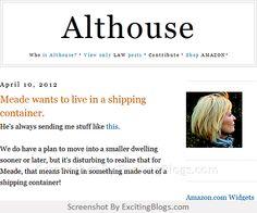 Althouse - Click to visit blog:  http://1.33x.us/tKOZsu