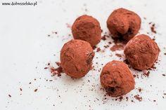 Wegańskie trufle orzechowe Trufle, Cookies, Chocolate, Desserts, Blog, Crack Crackers, Postres, Biscuits, Deserts