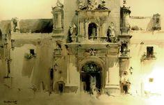 fachada de arcos - Laurentino Marti