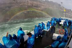 Planning to go on the Maid of the Mist in Niagara Falls? Here's what you need to know.