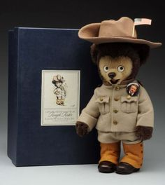 R. John Wright Clifford Berryman Bear Rough Rider.   Art, Antiques & Collectibles Antiques   Auctions Online   Proxibid