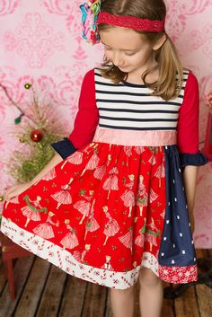 432bb7b2a Holiday Hostess Kids Fly Too --- This is very Antrhopologie kids holiday.  CV can help me bake and decorate in this dress!