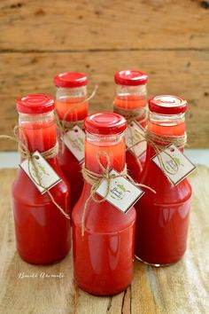 în Hot Sauce Bottles, Goodies, Food And Drink, Drinks, Canning, Sweet Like Candy, Treats, Sweets, Drink
