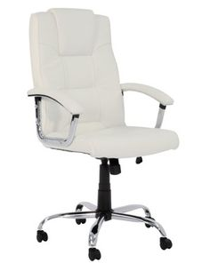 Houston Leather Office Chair