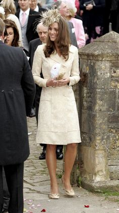 Back in the day, the Duchess was all about leopard print and spaghetti straps.