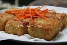 Just Try & Taste: Nugget Ayam dengan Wortel: It's Homemade!
