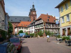 Amorbach (Miltenberg) BY DE