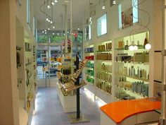 Panico Retail Interior Design-Salon Design Idea