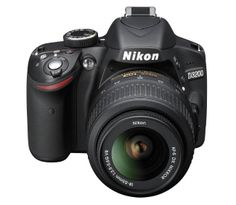 Nikon D3200 DSLR 24MP Camera And WU-1a Wireless Adapter Announced