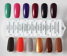 Timtam: OPI Nordic Collection