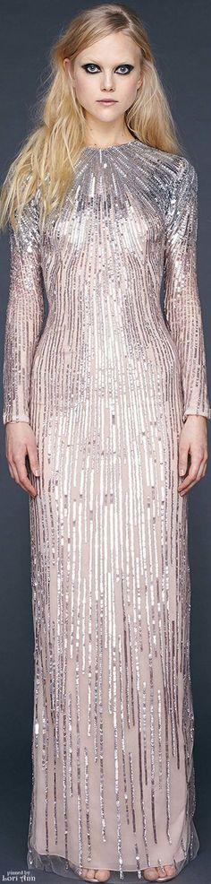 Reem Acra Pre-Fall 2016 Fall Fashion 2016, Fashion Show, High Fashion, Fashion 2017, Ball Gown Dresses, Prom Dresses, Long Dresses, Cocktail Gowns, Cocktail Outfit