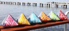 Paradox Point Pyramid Pillow Tutorial