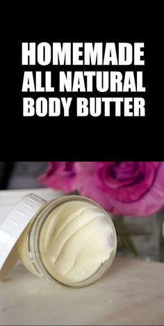 All Natural and Only 4 Ingredients that are safe for your skin! The Perfect lotion for using with Essential Oils! This is my favorite lotion to use all year round and Homemade Body Butter, Homemade Skin Care, Diy Skin Care, Homemade Beauty, Homemade Scrub, Whipped Body Butter, Homemade Make Up, Homemade Body Scrubs, Homemade Facial Moisturizer
