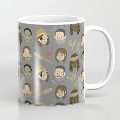 The walking dead Coffee Mug by Bequi Spaghetti Walking Dead Gifts, The Walking Dead, Friend Mugs, Coffee Mugs, Friends, Amigos, Coffee Cups, Walking Dead, Boyfriends