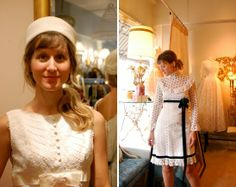 How to Shop for a Vintage Wedding Dress