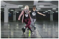 best girls skaters love them ❤️ Skating Rink, Roller Skating, Figure Skating, Quad Skates, Inline Skating, Just Dance, Rollers, Cool Girl, Retro