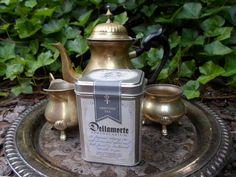 Absinthe Tea - organic caffeine free loose leaf tea by Dellamorte & Co.