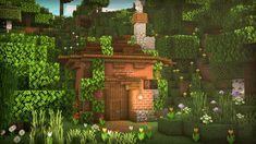 Minecraft Starter House 🏡 ( EASY! ) - Minecraftbuilds Minecraft Png, Cute Minecraft Houses, Minecraft House Tutorials, Minecraft House Designs, Amazing Minecraft, Minecraft Blueprints, Minecraft Crafts, Minecraft Structures, Minecraft Buildings
