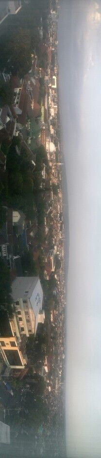 Malang from Aria Gajayana windows Hotel
