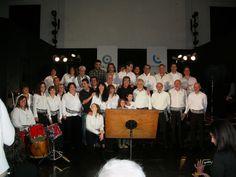 Coral de las Americas y GIA grupo instrumental de las Americas