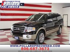 2013 Ford Expedition EL 4WD 4Dr King Ranch