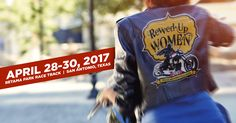 Save the date for our Women-centric Texas motorcycle expo!
