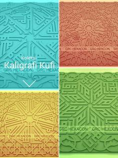 Koleksi kaligrafi kufi