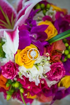 170 Best Tropical Wedding Bouquets images in 2014 ...