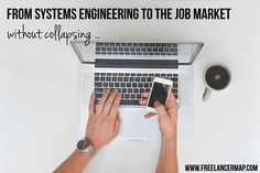 Going from university to the job market can be hard - especially for systems engineers. Luckily our guest author Christian Ariel Hernández has some useful tips. Of course these are important for freelancers, too... #freelancertips #freelancing #freelancermap #jonmarket