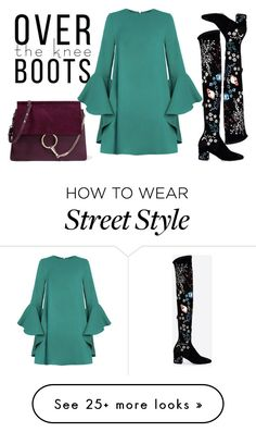"""Untitled #156"" by ivana-j on Polyvore featuring Chloé and Valentino"