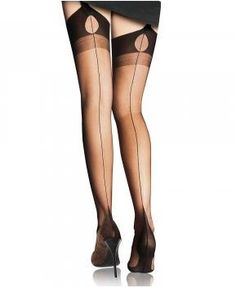 86a5a6fe5 Cervin fully fashioned nylon stockings from StockingsHQ Nylon Stockings