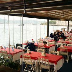 Gezenti Anne'nin Gezi ve Tadım Günceleri: Boğaz Kıyısında En İyi Manzaralı Açık Büfe Kahvaltı KULELİ YAKAMOZ