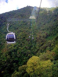 Parque Nacional El Avila, Caracas.