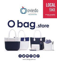 ¿Pensando que regalar? Visítanos en @oviedocc - Local 1343 y llévate todo el color... #obag oviedo.medellin@obag.com.co  www.Obag.com.co