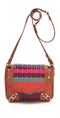 Rebecca Minkoff Colorblock May May Bag on shopbop.com