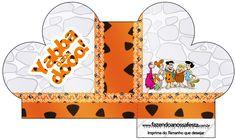 Caixa Coração Os Flintstones: