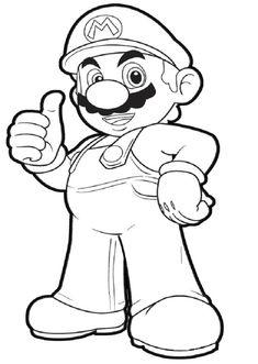 Mario Bross Kleurplaten 36 Kleurplaat Kleurplaten Voor