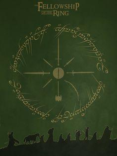 The Fellowship of the Ring - Colin Morella