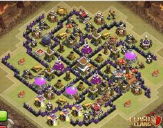 Clash-of-Clans-TH-8-base-2