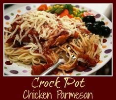 A simple recipe that will have an amazing Italian dinner on your table with little effort. This crock pot dinner will please the entire family.