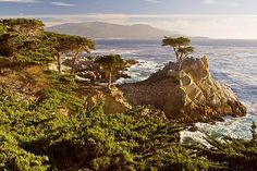 How to photograph the 17 mile drive