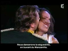 """Roberto Alagna & Beatrice Uria-Monzon Carmen """"Prés des ramparts de Seville"""""""