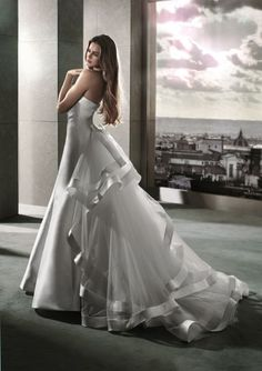 Alessandro Couture Wedding Dress