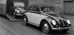 Käfer 1100 Cabriolet Karmann (1949 – 1953)