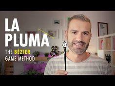 03 Curso de Illustrator CC para principiantes: Como usar Herramienta Pluma - YouTube