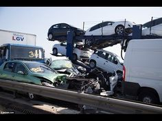 ★★DANGER★★ Most Extreme shocking & deadly car accidents on the road in 2...