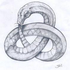 ouroboros tattoo lilith - Google Search