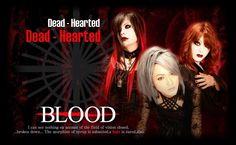 dead heater  blood